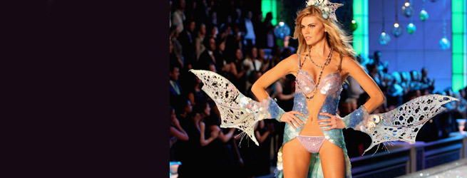 Miss the world's sexiest runway show?